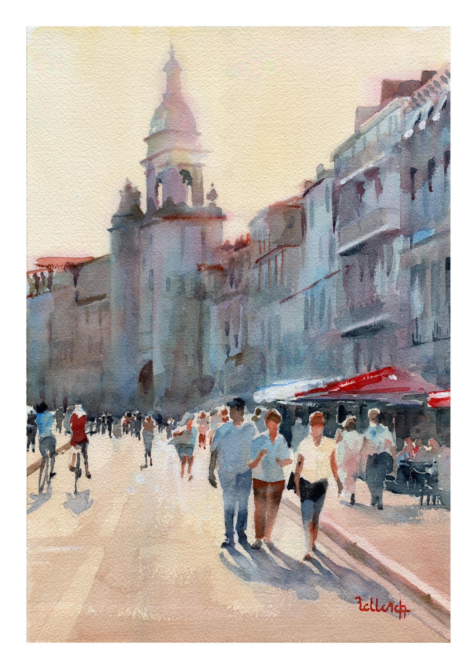 La Rochelle, Le Gros Horloge